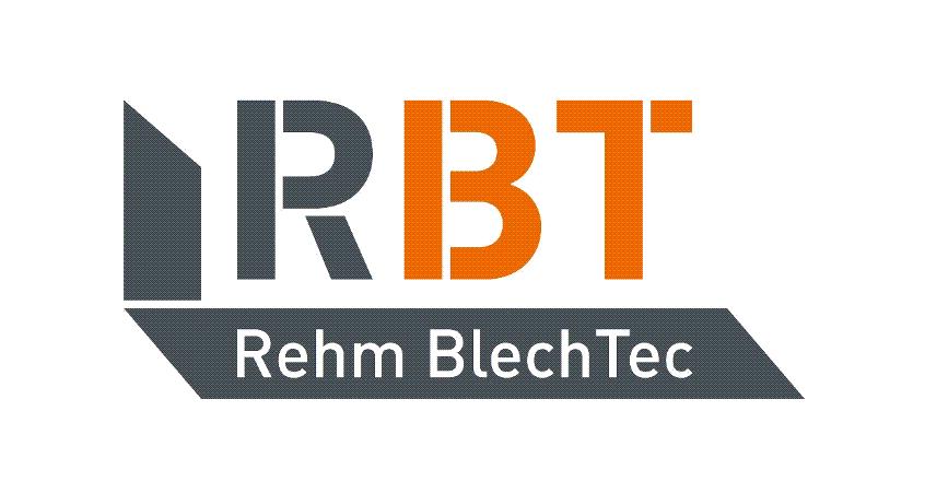 RBT Rehm BlechTec Logo
